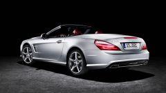 Mercedes SL 2012, ora anche in video - Immagine: 58