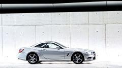 Mercedes SL 2012, ora anche in video - Immagine: 83