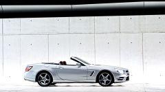 Mercedes SL 2012, ora anche in video - Immagine: 82