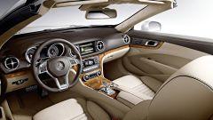Mercedes SL 2012, ora anche in video - Immagine: 29