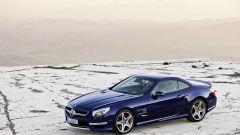 Mercedes SL 2012, ora anche in video - Immagine: 35