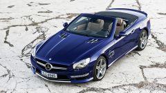 Mercedes SL 2012, ora anche in video - Immagine: 37
