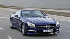Mercedes SL 2012, ora anche in video - Immagine: 36