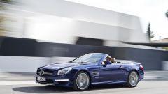 Mercedes SL 2012, ora anche in video - Immagine: 45