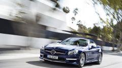 Mercedes SL 2012, ora anche in video - Immagine: 44