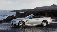 Mercedes SL 2012, ora anche in video - Immagine: 42