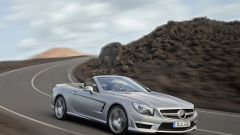 Mercedes SL 2012, ora anche in video - Immagine: 40