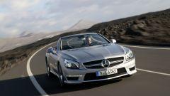 Mercedes SL 2012, ora anche in video - Immagine: 38