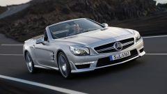 Mercedes SL 2012, ora anche in video - Immagine: 1