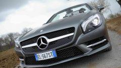 Mercedes SL 2012, ora anche in video - Immagine: 11