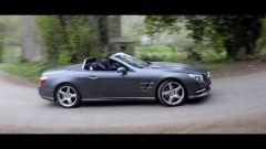 Mercedes SL 2012, ora anche in video - Immagine: 14