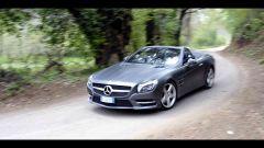 Mercedes SL 2012, ora anche in video - Immagine: 15