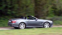 Mercedes SL 2012, ora anche in video - Immagine: 17