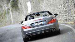 Mercedes SL 2012, ora anche in video - Immagine: 18