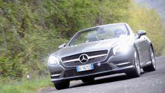 Mercedes SL 2012, ora anche in video - Immagine: 19