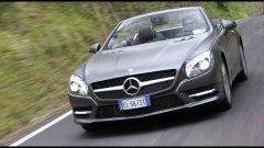 Mercedes SL 2012, ora anche in video - Immagine: 13