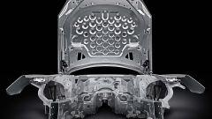 Mercedes SL 2012: le prime immagini ufficiali - Immagine: 38
