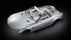 Mercedes SL 2012: le prime immagini ufficiali - Immagine: 37