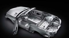 Mercedes SL 2012: le prime immagini ufficiali - Immagine: 36