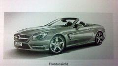 Mercedes SL 2012: le prime immagini ufficiali - Immagine: 30