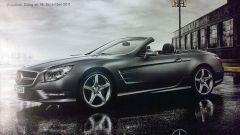 Mercedes SL 2012: le prime immagini ufficiali - Immagine: 31