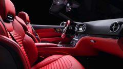 Mercedes SL 2012: le prime immagini ufficiali - Immagine: 25