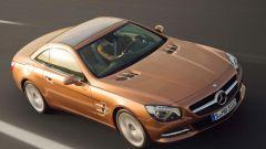 Mercedes SL 2012: le prime immagini ufficiali - Immagine: 22