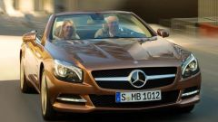 Mercedes SL 2012: le prime immagini ufficiali - Immagine: 1