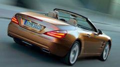 Mercedes SL 2012: le prime immagini ufficiali - Immagine: 20