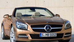 Mercedes SL 2012: le prime immagini ufficiali - Immagine: 18