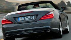 Mercedes SL 2012: le prime immagini ufficiali - Immagine: 13