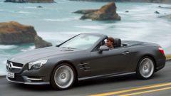 Mercedes SL 2012: le prime immagini ufficiali - Immagine: 14