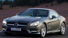 Mercedes SL 2012: le prime immagini ufficiali - Immagine: 15