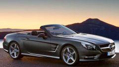 Mercedes SL 2012: le prime immagini ufficiali - Immagine: 16