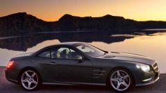 Mercedes SL 2012: le prime immagini ufficiali - Immagine: 17