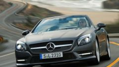Mercedes SL 2012: le prime immagini ufficiali - Immagine: 12