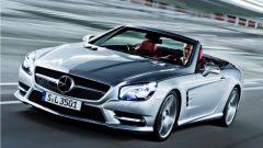 Mercedes SL 2012: le prime immagini ufficiali - Immagine: 2