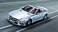 Mercedes SL 2012: le prime immagini ufficiali - Immagine: 3