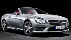 Mercedes SL 2012: le prime immagini ufficiali - Immagine: 4