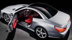 Mercedes SL 2012: le prime immagini ufficiali - Immagine: 5
