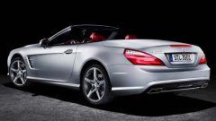 Mercedes SL 2012: le prime immagini ufficiali - Immagine: 6