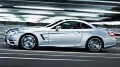 Mercedes SL 2012: le prime immagini ufficiali - Immagine: 7