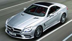 Mercedes SL 2012: le prime immagini ufficiali - Immagine: 8