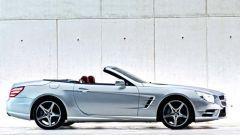 Mercedes SL 2012: le prime immagini ufficiali - Immagine: 10