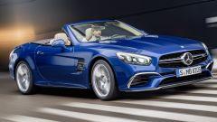 Mercedes SL 2016 - Immagine: 1