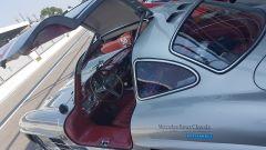 Mercedes SL con le