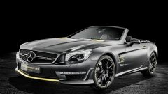 Mercedes SL 63 AMG World Championship 2014 - Immagine: 3