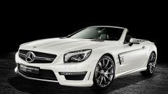 Mercedes SL 63 AMG World Championship 2014 - Immagine: 7