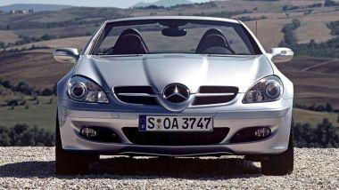 Mercedes SLK 200 Kompresso R171
