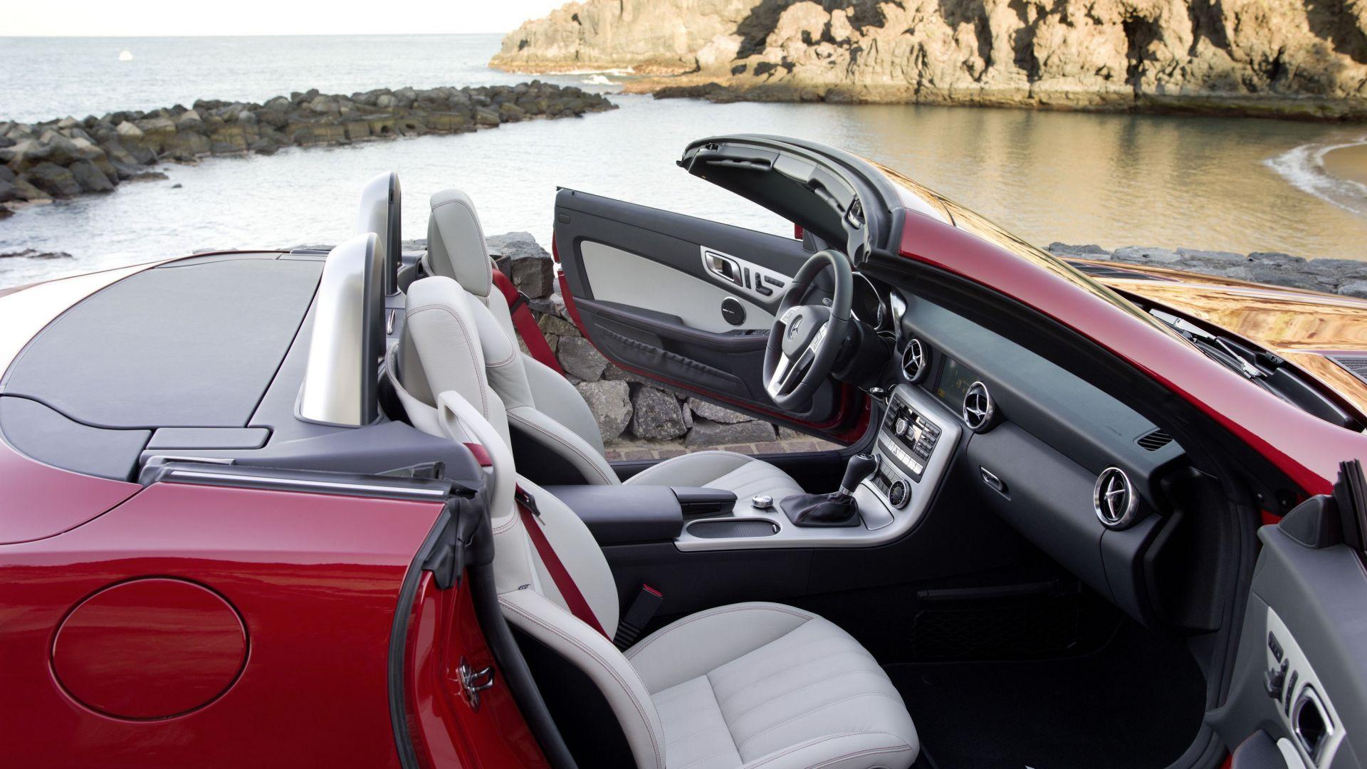 Immagine 38: Mercedes SLK 2011